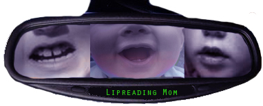 Lipreading mom header logo