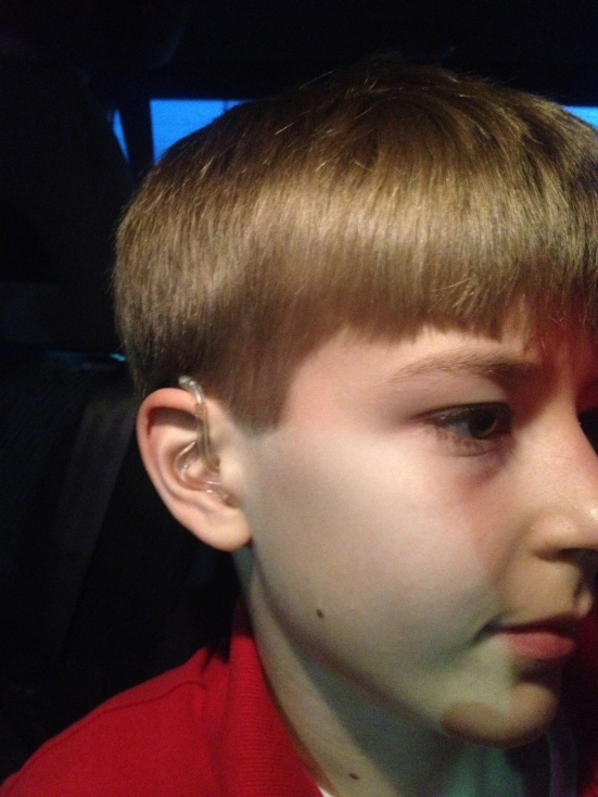 Ten-year-old Matthew rocks his cool Phonak hearing aids for Show Me Your Ears!