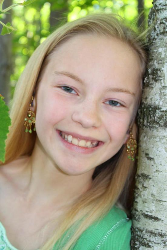 Hayleigh Scott is the brainchild behind the company Hayleigh's Cherished Charms, which designs charms for hearing aids and cochlear implants. Hayleigh celebrates her own hearing loss in a beautiful way, don't you think?