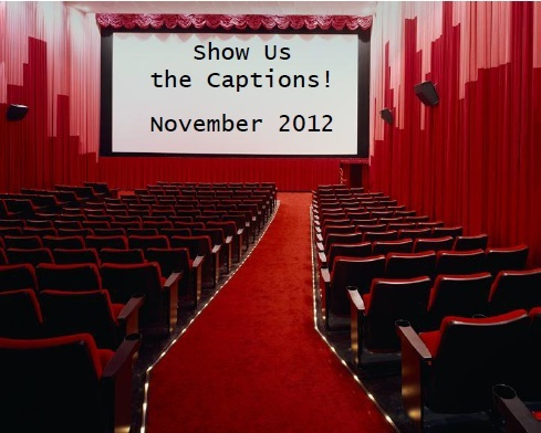 The official Show Us the Captions logo