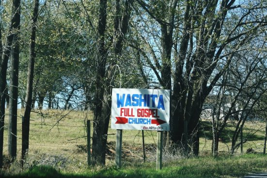 Welcome to Washita, Oklahoma, where my hearing loss story begins.