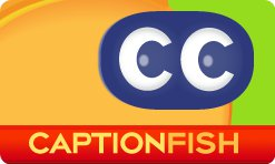 Captionfish Logo