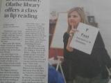 Why Is Reading Lips SoHard?