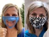 Clear Face Masks: Making CommunicationVisible